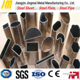 Elliptisches geschweißtes/spezielles Stahlrohr für chemische Industrien