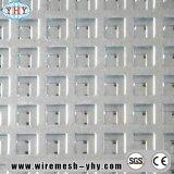 Feuille perforée en aluminium de maille de ventilation en métal