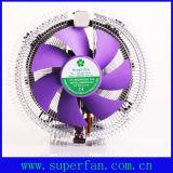 Ventilador de refrigeração sem escova da C.C. do fabricante de China com tamanho diferente