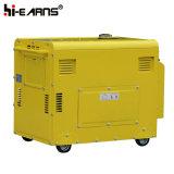 Портативный 5 квт мощности двигателя дизельного генератора (DG6500SE)