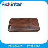 iPhone аргументы за телефона трудной крышки мобильного телефона задней стороны обложки деревянное Bamboo