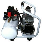 Mini portátil Oilless silenciar el compresor de aire
