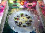 여행하는 공간 - 동전에 의하여 운영하는 위락 공원 핀볼 게임 기계