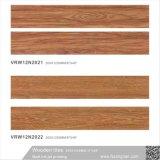 Matériau de construction de la porcelaine de Bois-de-chaussée à l'intérieur ou extérieur (carrelage mural VRW12N2024, 200X1200mm)