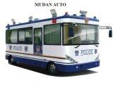 Policier de déplacement bleu blanc de garantie patrouillant des véhicules de but de Pecial
