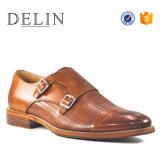 2018の新式の靴革の人の靴の良質