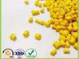 Materia prima reciclada fábrica directa plástica de Masterbatch LDPE/HDPE del color