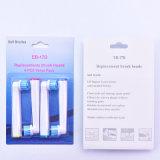Cabezales de cepillo de dientes eléctrico genérico para Oralb eb17D