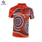 Cheap Custom Sportswear Sublimation Sports T-Shirt pour hommes's Dry Fit Polo Shirt