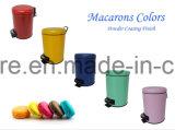 Pattumiera di colore di Sw016 7L Macarons (colore personalizzato) per la casa e l'hotel