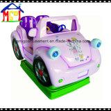 Do brinquedo Pinky do divertimento do passeio do Kiddie do carro elétrico jogos a fichas