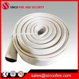 Toile en caoutchouc flexible de lutte contre les incendies/veste Fire flexible avec doublure en caoutchouc