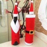 Заполненное промотированием украшение рождества плюша