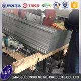 AISI 316L de 201 304 310 409 430 Super Hoja de acero inoxidable pulido espejo
