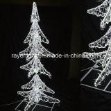 8FT levou Cherry Tree Holiday Garden Decoration LED luzes da árvore