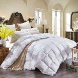 Di 100% del cotone egiziano del coperchio dell'oca Comforter bianco giù