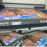 Nuova ampia stampatrice 2018 a base piatta UV di formato 160*100 Digitahi LED dell'apex