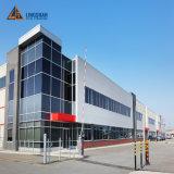 2018 Nuevo diseño de estructura de acero prefabricados Edificio Taller / oficina / Plan de la planta