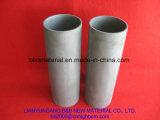 Tubo de cerámica negro modificado para requisitos particulares del carburo de silicio