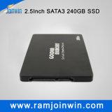중국 공급자 SATA 6GB/S 2.5 인치 240 GB 내부 SSD 하드 디스크