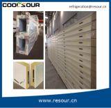 Pannello a sandwich dell'unità di elaborazione dell'isolamento e rendere incombustibile per Coldroom