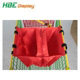 カスタマイズされた非編まれたリサイクルされた折るショッピング・バッグ