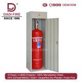Sistema de supresión de fuego del sistema del extintor de la cabina 70L FM200