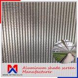 Unfortunate rating 55%~90% Fleming Retardant Aluminum harms screen for Greenhouse