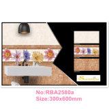jogo do ABC de 300X600mm de telhas da parede interior