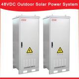 48VCC Système solaire pour les télécommunications de base d'alimentation Station-Shw48400