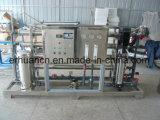 Roestvrij staal die het Systeem van de Ontzilting van de Filter van het Water van de Omgekeerde Osmose huisvesten