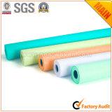 Matériau d'emballage non-tissé de 100% pp, papier d'emballage, papier d'emballage Rolls