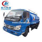 12 Volume 20cbm van het Roestvrij staal van wielen de Vrachtwagen van de Melk