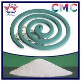 CMC 분말 나트륨 Carboxymethl 셀루로스가 모기 연기에 의하여 감긴다