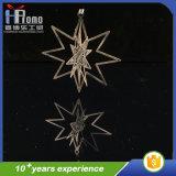 Ornamento promocional de la decoración del diseño de la decoración 3D de los regalos