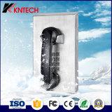Wasserdichtes allgemeines Telefon-Bank-Telefon des Telefon-Selbstvorwahlknopf-Telefon-Knzd-10