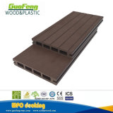 150*25mm Capas impermeáveis WPC deck exterior