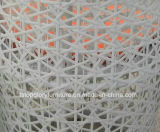 Estrutura de alumínio de vime PE Tabela de lazer ao ar livre mobiliário de Ajuste