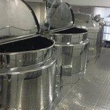 洗剤またはシャンプーの混合のためのMzh-Mの蒸気か電気暖房3000Lの液体のミキサー機械