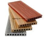 Decking de wPC/Wood-Plastic Samengestelde Decking/Bevloering van de Techniek