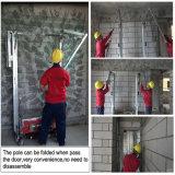 Het Pleisteren van de Muur van de Mixer van de Muur van de bouw Machine