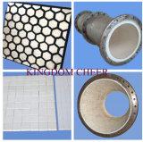 セラミックタイルまたは煉瓦が付いている耐久力のある管