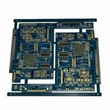 Placa de circuito Single-Side personalizada vidrio PCB