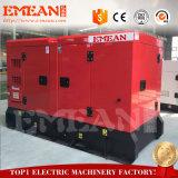 groupe électrogène 60kw/75kVA diesel avec l'écran/type silencieux