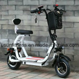 48V 350W fetter Rad-Gummireifen Seev Woqu Harley Citycoco Bewegungsroller elektrisch