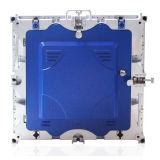 P4 512mm X512mm HD를 가진 실내 LED 위원회 스크린은 던지기 내각을 정지한다