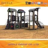 Equipamento ao ar livre engraçado do campo de jogos das crianças (PE-22101)