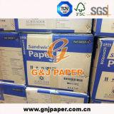 Grade d'un papier sulfite d'emballage pour la restauration rapide de l'emballage