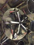 Стальным покрашенное металлом черное основание 5 звезд для ноги стула