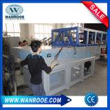 PndsプラスチックPVC HDPEの管のリサイクルのための単一シャフトのシュレッダー機械